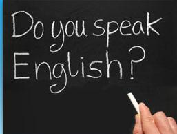 работа на курсах английского языка