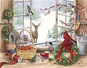 детские стихи на английском на тему нового года и рождества