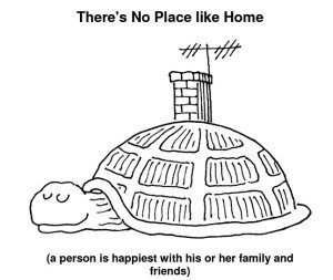 There is no place like home ok-english.ru