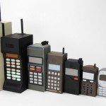 """Обучающий текст """"Эволюция мобильных телефонов"""" (The evolution of Mobile Phones)"""