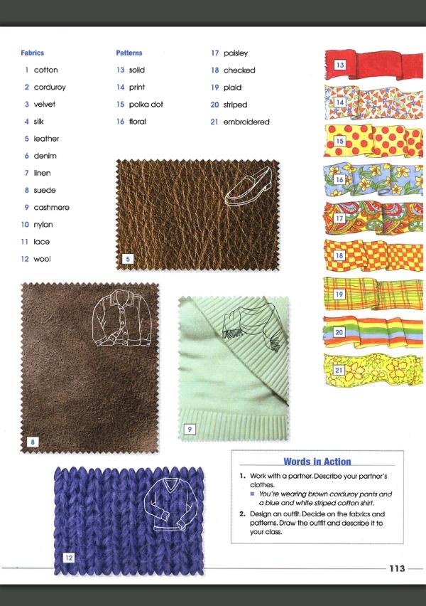 fabrics ткани 2