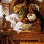 Сказки детям: The Three Bears – Три медведя