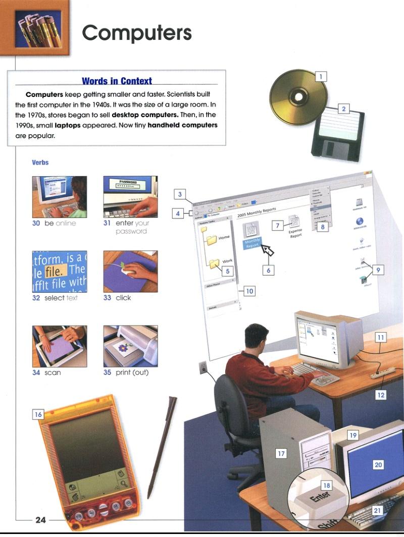 computer termin
