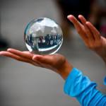 ball of glass