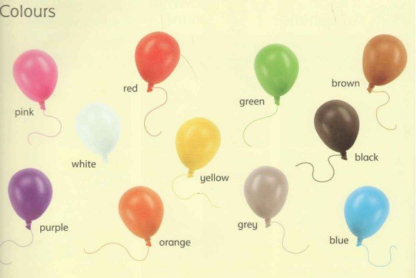 color baloons