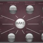 Полезные выражения с глаголом MAKE