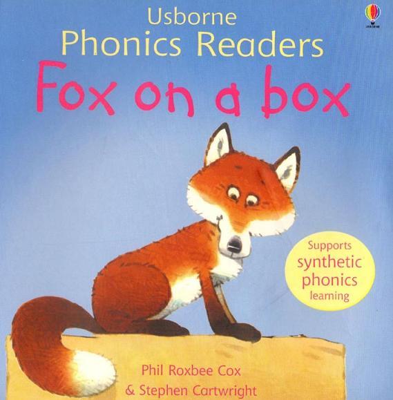 Сказки детям: Fox and a Box — Лиса и коробка (видео)
