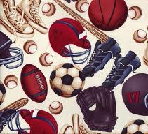 Sports — спорт. Тематический словарь