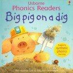 Big Pig on a Dig – Большая свинка на раскопках. Видео сказка детям