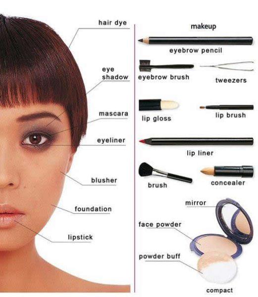 макияж make up