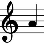 Музыкальная грамота на английском: ноты, основные нотные знаки