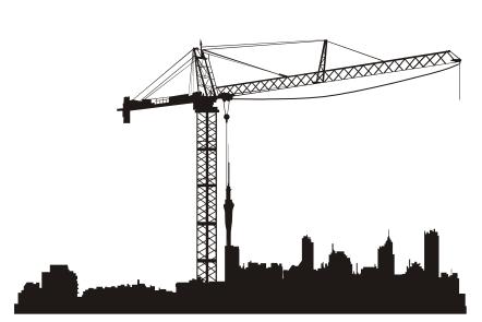 Словарь в картинках на тему: Стройка — Construction Site