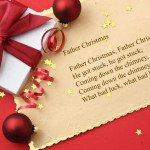 Новогодние и рождественские стихи на английском (видео)