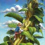 Jack and the Beanstalk (Джек и бобовое зернышко)- классические английские сказки детям