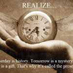 Realize the Value of Time