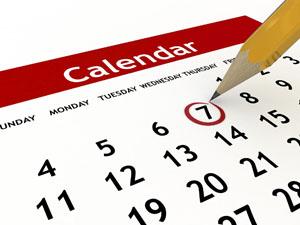 Calendar- календарь