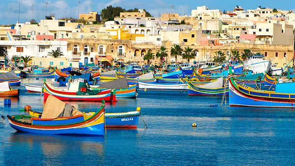 учить английский на Мальте
