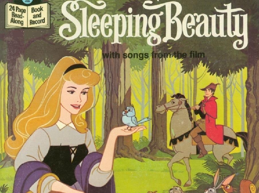 The Sleeping Beauty — Спящая красавица на английском языке