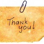 Красивые слова благодарности на английском. Как выразить благодарность на английском