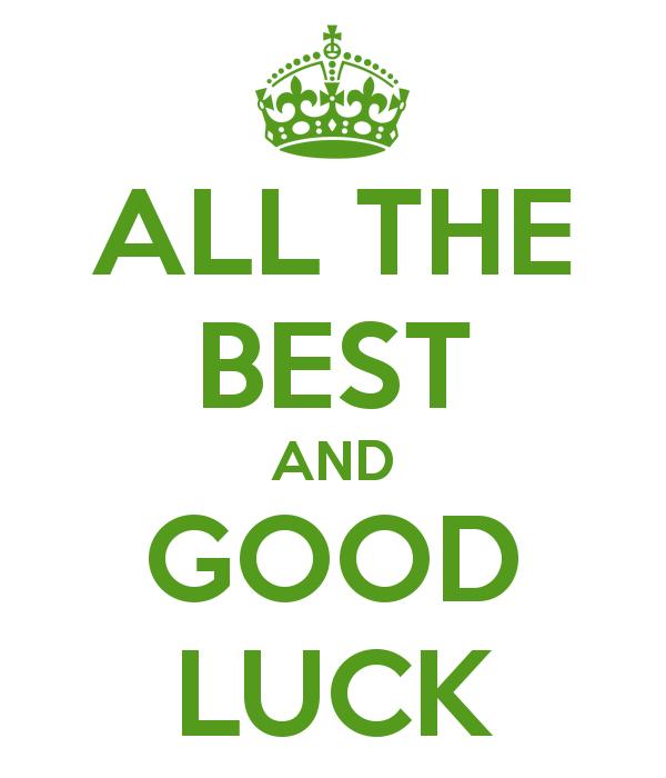 Как пожелать удачи на английском — How to Wish Luck
