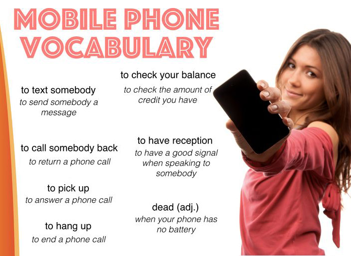 mobile vocab