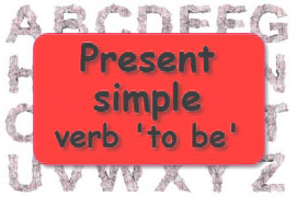 present-simple-verb-to-be