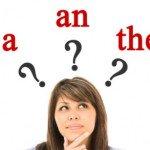 Артикли в английском. Как правильно выбрать английский артикль. Видео уроки
