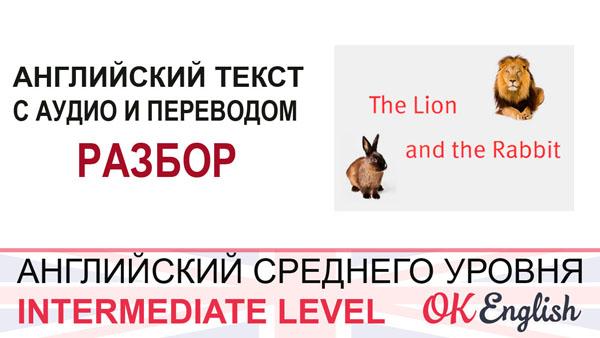 intermediate english text