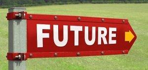 будущее время