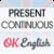 Present Continuous — Настоящее продолженное время в английском