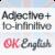 Инфинитив после прилагательных в английском