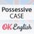 Possessive – Притяжательный падеж в английском. «Чей? Кому принадлежит?»